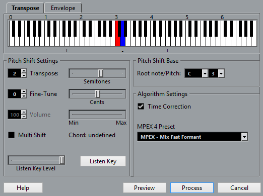 The Music Telegraph] Basic Programming Tips: `Pitch Shifting`